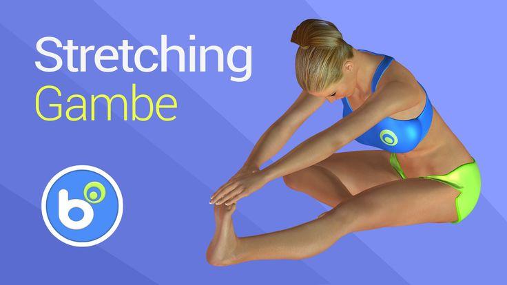 Stretching gambe: esercizi per allungare quadricipite, femorali, polpacc...