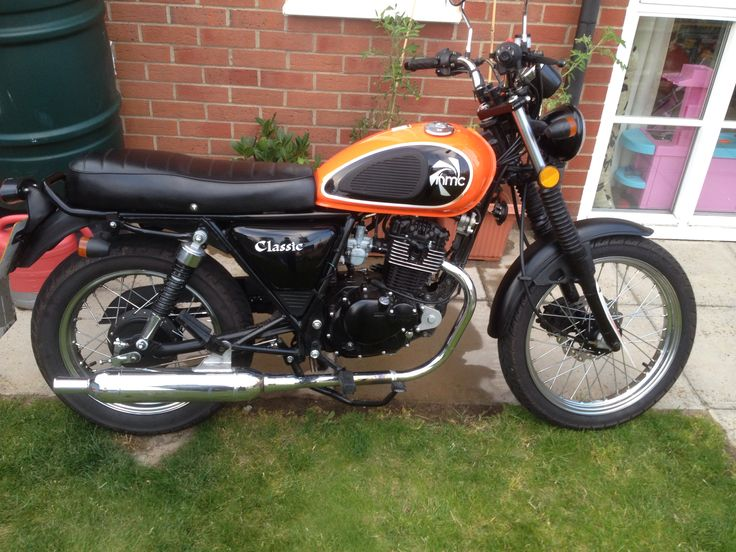 HMC classic in orange