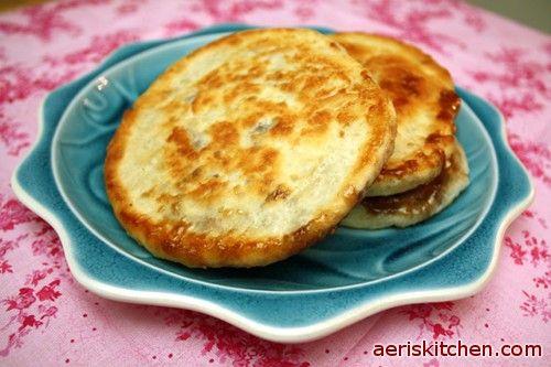 Brown Sugar and Cinnamon HoTteok | Aeri's Kitchen | Cooking Korean Recipes & Food -  INTERESTING TAKE ON PANCAKES...