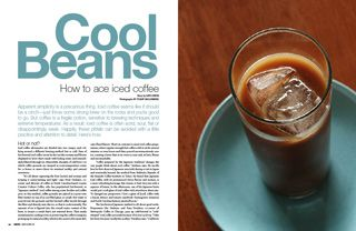 all about iced coffee