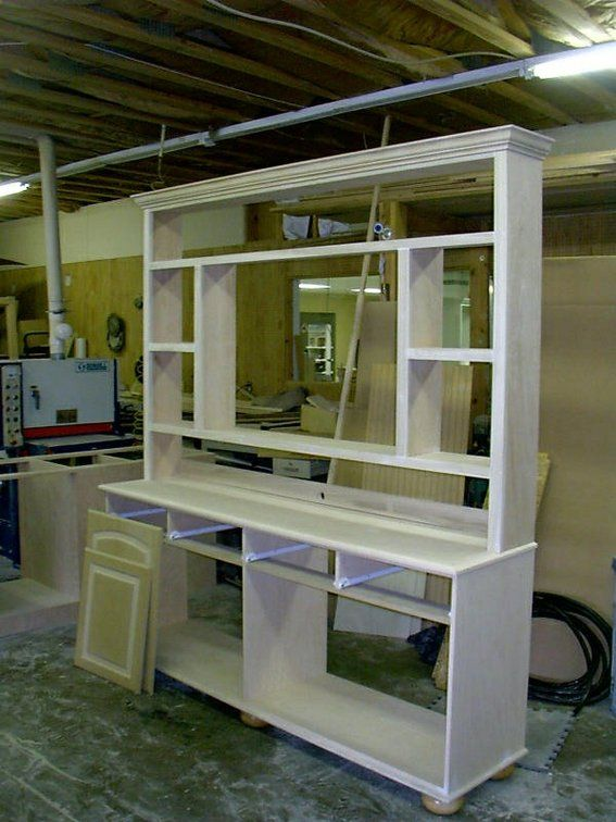 Floating media cabinet plans woodworking projects plans for Media center plans