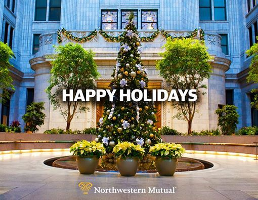 Good tidings to you and yours.  #HappyHolidays