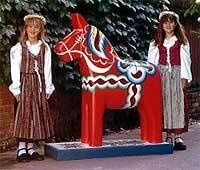 dala horses lindsborg ks | Hemslojd Store in Lindsborg, KS | Favorite Places & Spaces | Pinterest