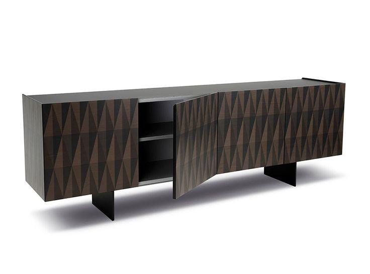 Arabesque Sideboard 4-Door by Cattelan Italia - $4,450.00