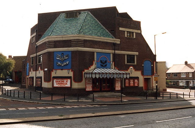 People's Theatre just off the Coast Road, Newcastle