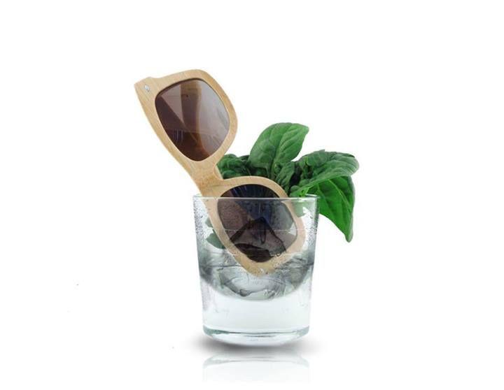 [ECOlution] è fresca - it's Fresh!!  #bamboo #sunglasses #raleri #ecolution More on: http://bit.ly/ECOlutionBrand