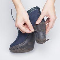 Декупаж, обувь
