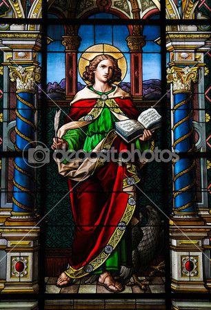 Saint John the Evangelist. — Stock Image #4587752