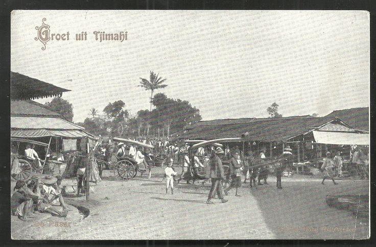 Passar Atas Tjimahi 1910
