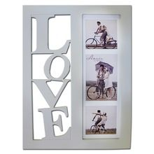 Shabby Chic Photo Frame - LOVE