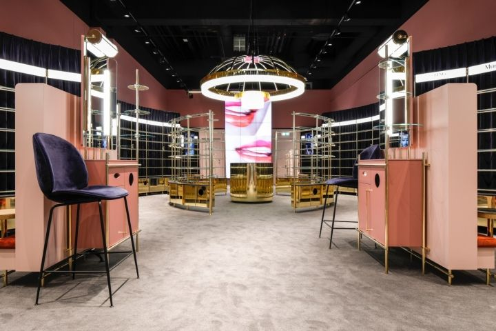 Beauty by Boozt.com by Jensen Retail Group, Ro s Torv – Denmark » Retail Design Blog
