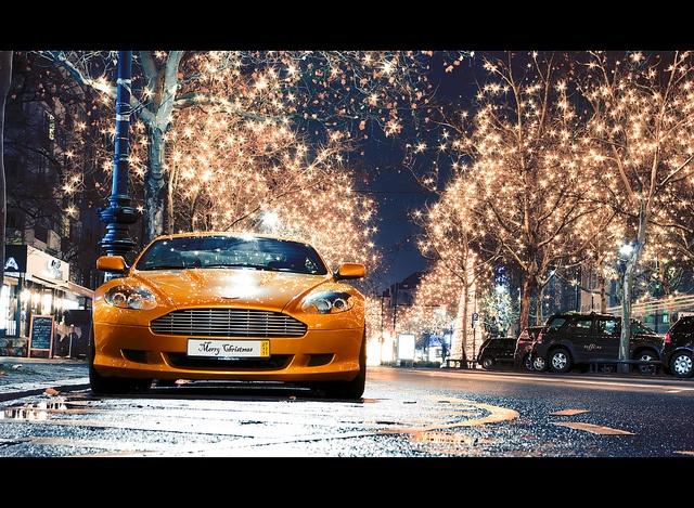 Beautiful Aston Martin DB9