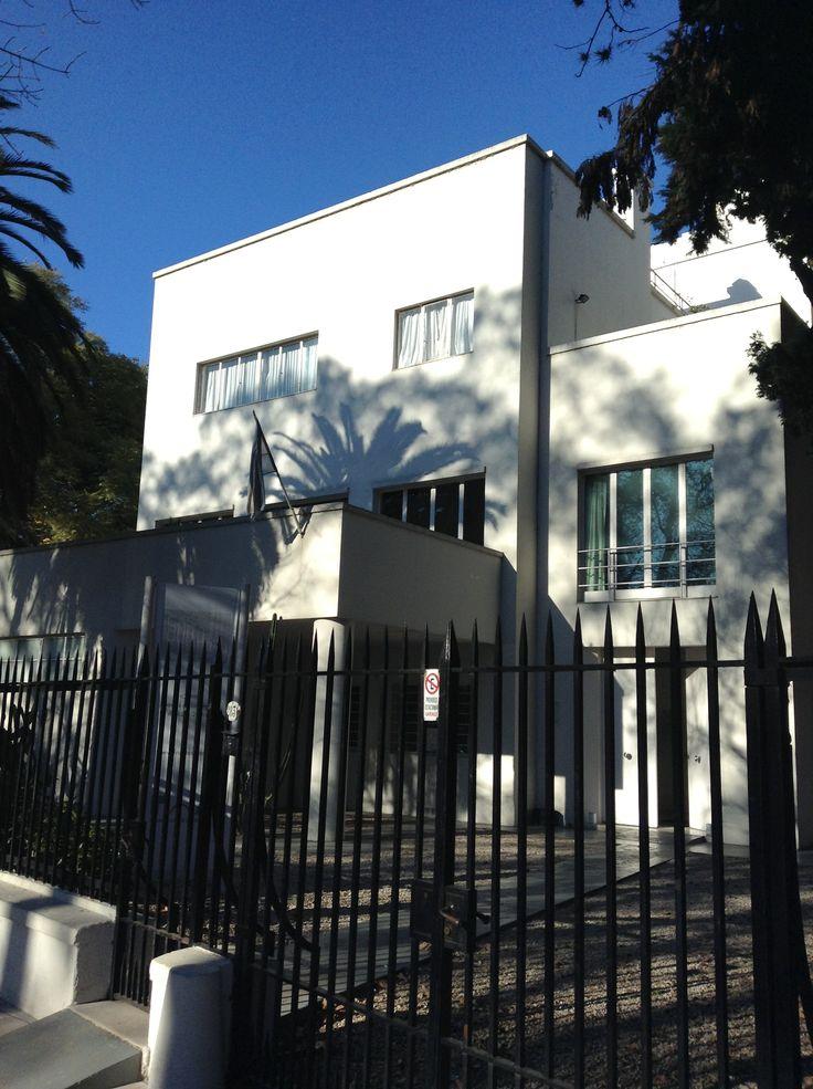Le Corbousier. Casa de Victoria Ocampo. Calle Rufino Elizalde.