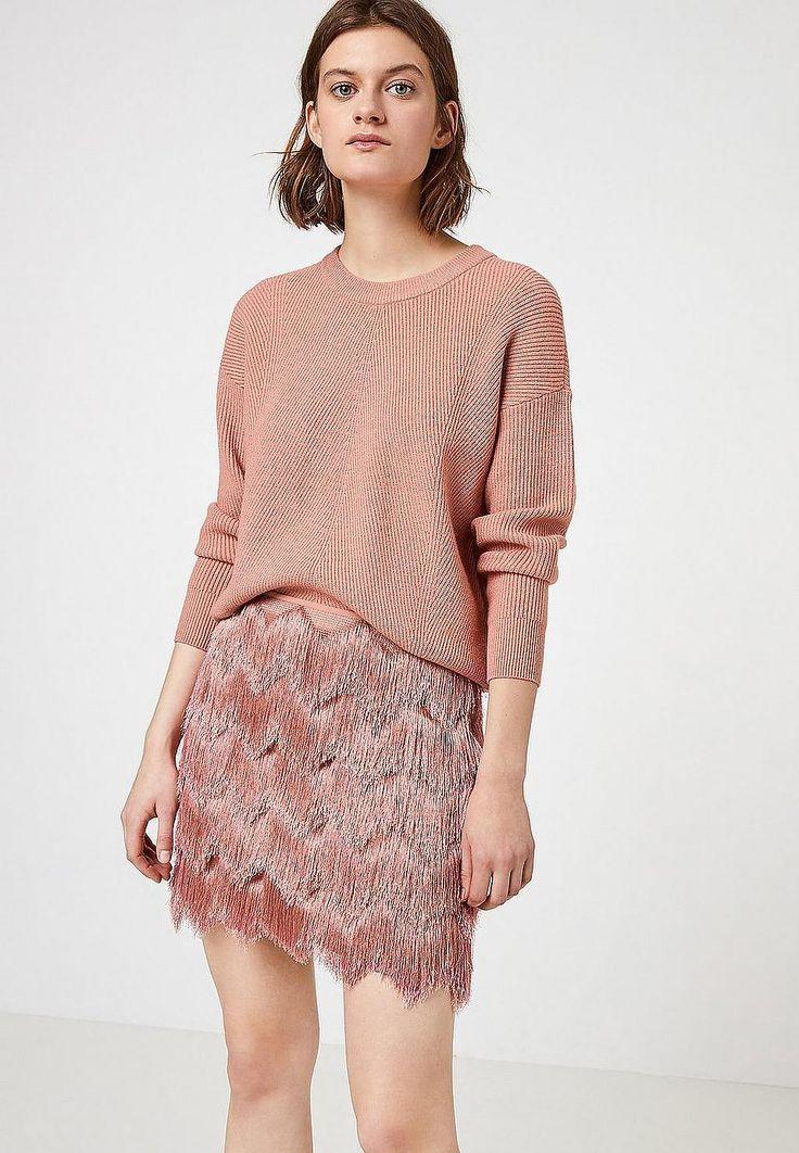 hallhuber minirock für damen | silvester outfit