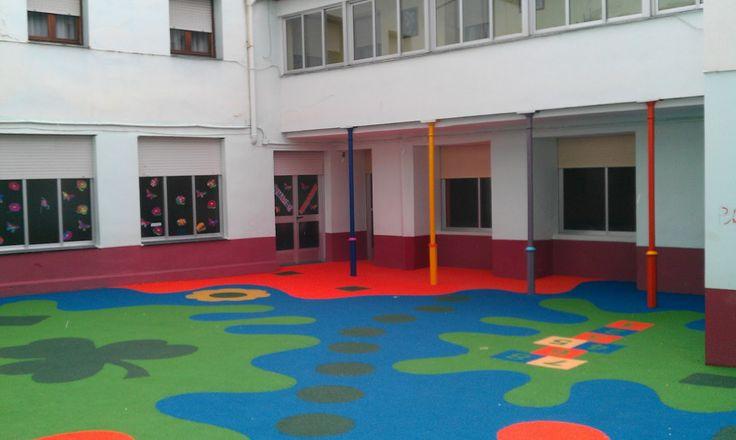 patio de colegio infantil - Buscar con Google