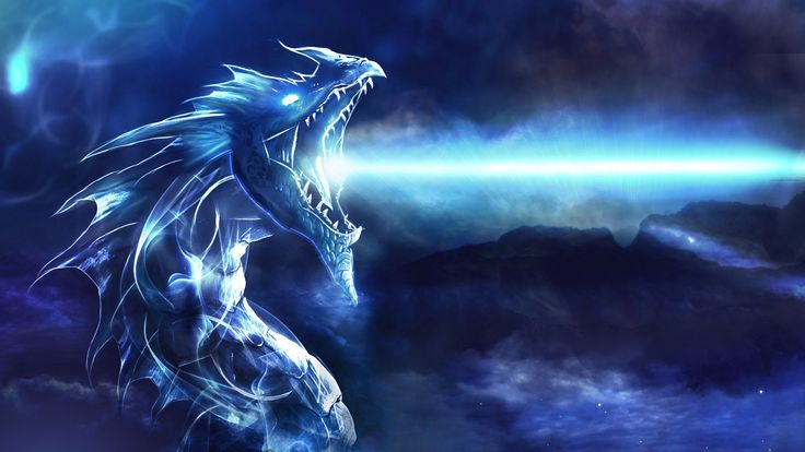 Blue Dragon HD Wallpapers 13  #BlueDragonHDWallpapers #BlueDragon #hdwallpapers #wallpapers