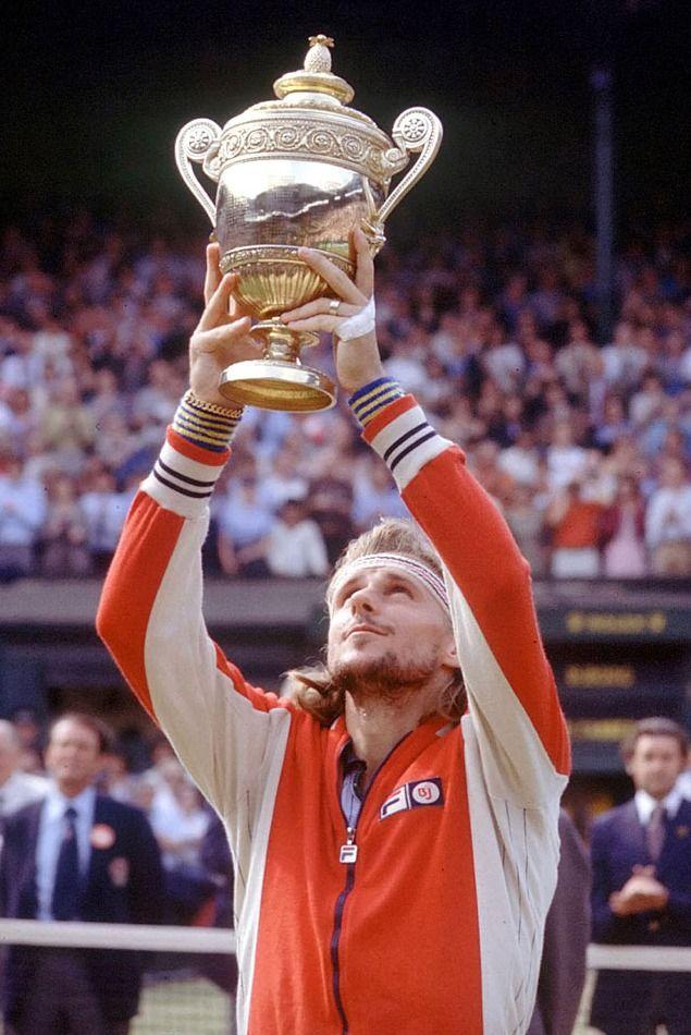 Björn Borg ~ Wimbledon 1979