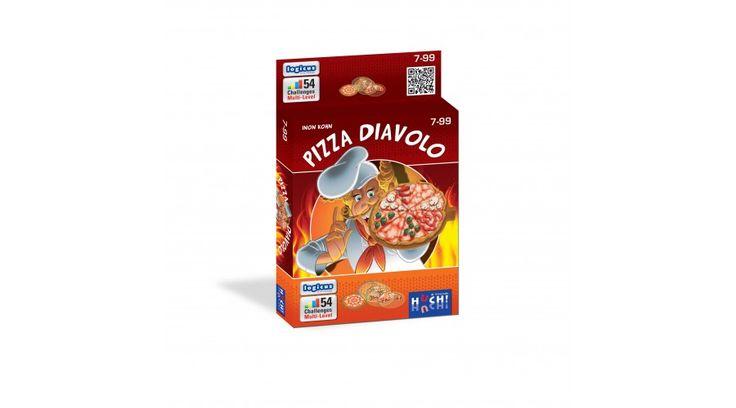 Pizza Diavolo - FIÚ játékok - Fejlesztő játékok az Okosodjvelünk webáruházban