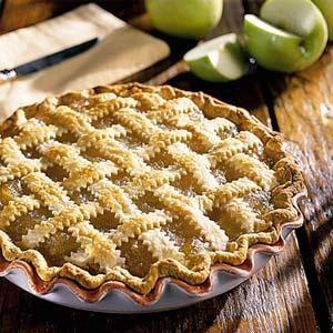 Applesauce Pie Recipe | MyRecipes.com