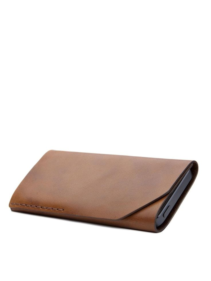 Brown iPhone 5 Wallet / by Bison