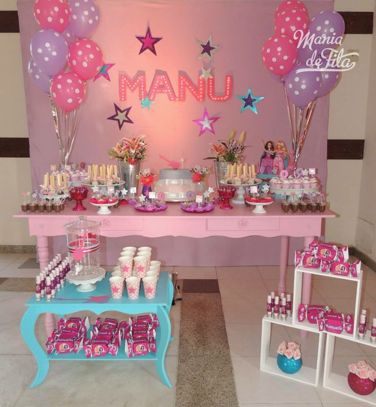 Best 20+ Barbie party decorations ideas on Pinterest   Cheap baby ...