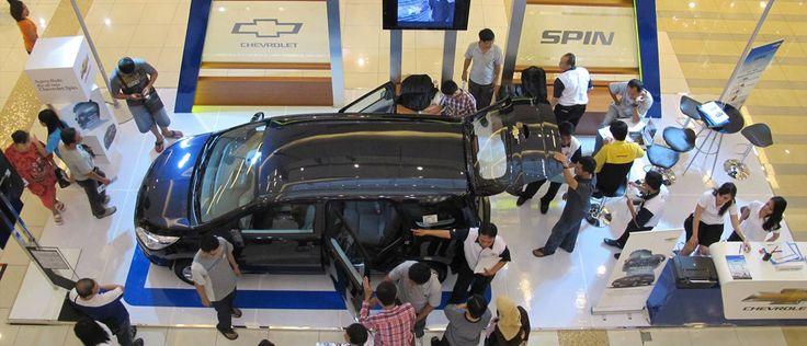 Dealer Chevrolet Bekasi: Chevrolet Exhibition at La Piazza (Mal Kelapa Gadi...