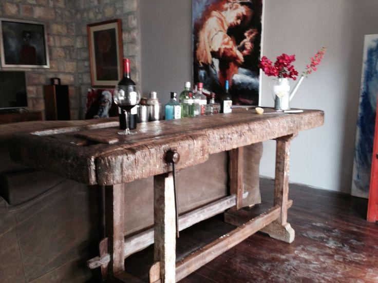 Carpenter bar / table