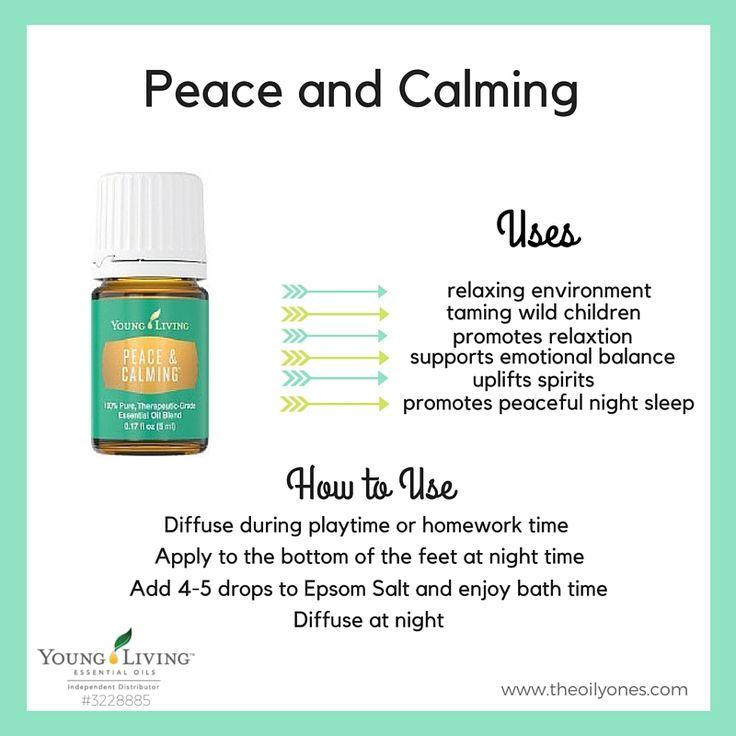 7 huiles essentielles apaisantes qui créent des sentiments de paix et ...