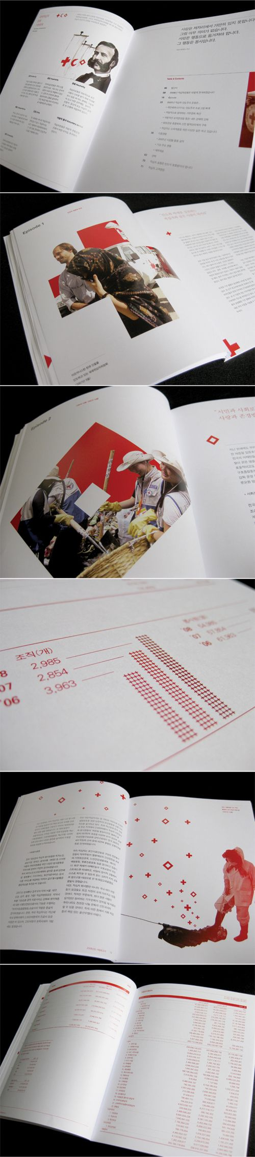 silhumsil* : 대한적십자 애뉴얼 리포트 | Red Cross Annual Report (시안)
