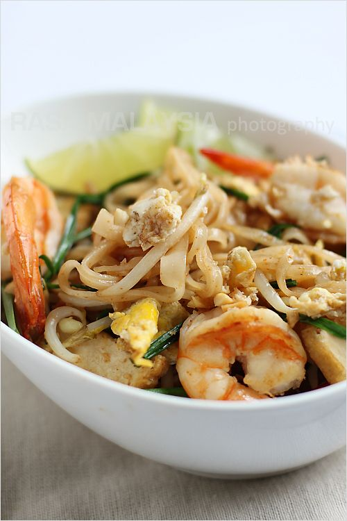Pad Thai Recipe - but use this peanut sauce: Mint-Peanut Sauce:  ½ C-Peanut Butter  2-T Fish Sauce  2-T Rice Wine Vinegar  1-Thai Chili  6-Sprigs Cilantro  1-T Peeled Ginger  4-T Palm Sugar  2-t Soy Sauce  Juice of 2 Limes  ¾ C-10% Vegetable oil  ½ C-Coconut Milk  Water To Thin