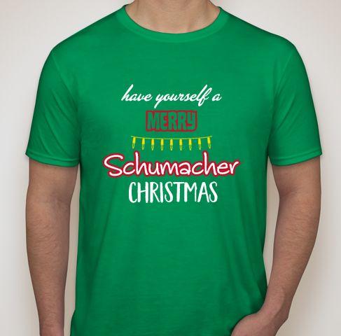 MERRY SCHUMACHER CHRISTMAS