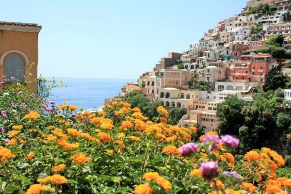Positano.  One place should not be allowed to be so beautiful!