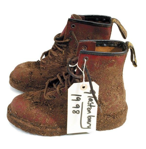 Дизайнерская обувь Dr. Martens 1460   20 лет