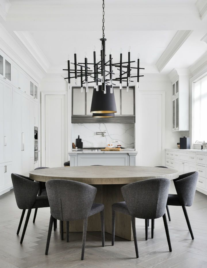 36++ Transitional dining room table and chairs Trend