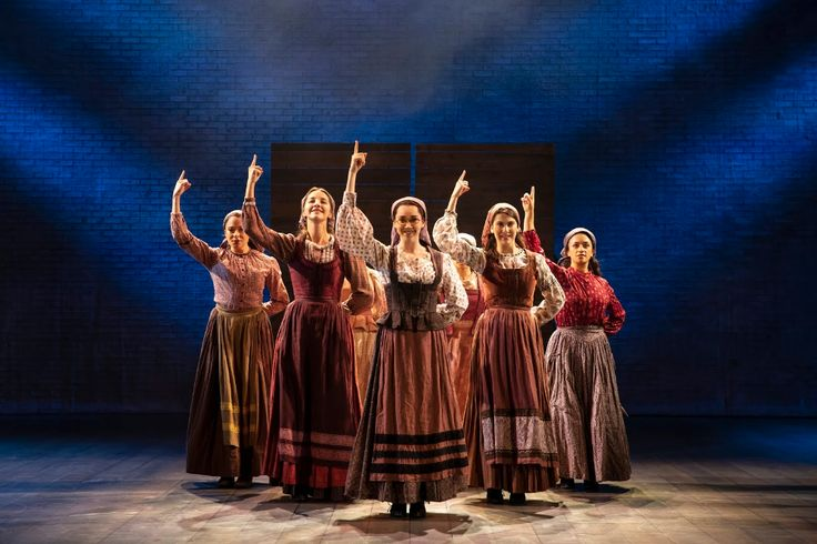 Fiddler on the Roof, March 1015 at the Fisher