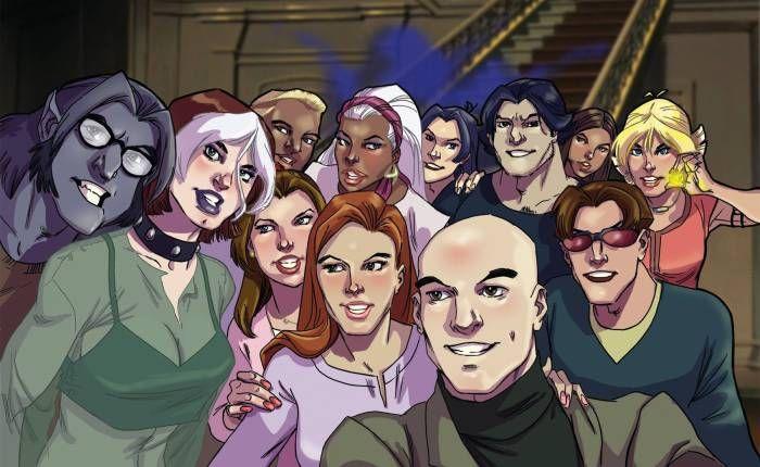 Aprenda a Desenhar: X-Men Evolution I #PipocaComBacon #Sketch #AprendaADesenhar…