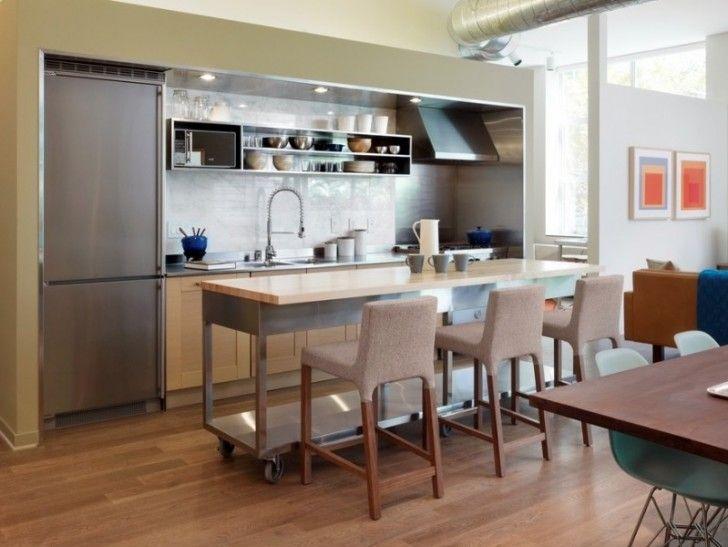 kitchen Small Kitchen Island Ideas for Every Space and Budget small kitchen island. kitchen island. modern kitchen design.