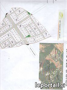 Différents terrains en cours de Viabilisation