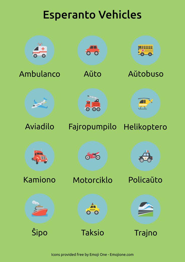 Esperanto vehicles                                                                                                                                                                                 More