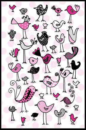 More cute birds!