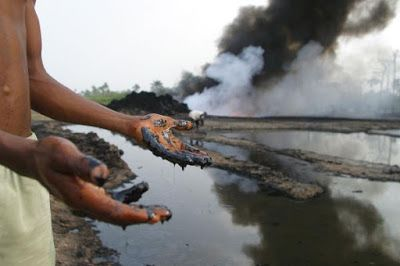 Illegal refinery with 1.5m litres of diesel destroyed:   The Nigerian Navy on Friday said it had discovered and destroyed an illegal…