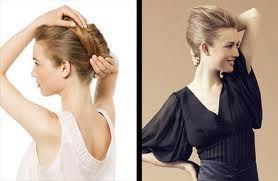 Sie werden aufgefordert, für eine filmabend, und sie nicht wissen, wie stylen ? keine sorge, hier ist eine hübsche hochsteckfrisur banane einfach und schick zugleich.      Seien sie klasse und elegant nur in 5 minuten !              - #2017, #Frau, #Frauen, #Friseur, #Frisur, #Frisur2017, #Frisuren, #Haar, #HaarDesign, #Haare, #Haaren, #Haarschnitt, #Haarschnitte, #Lange