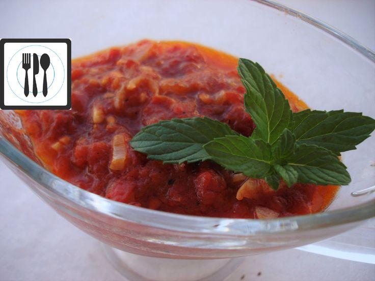 Быстрый и вкусный СОУС для шашлыка, котлет, мяса. Турецкий Томатный Соус...