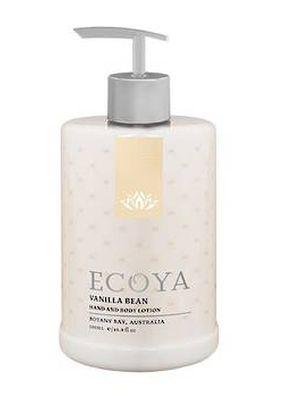 Ecoya Vanilla Bean Hand & Body Lotion