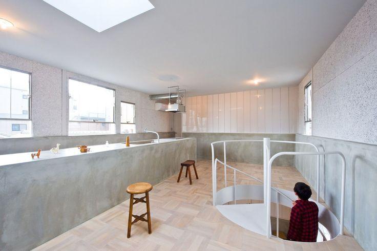 Kimura Matsumoto . K House . Osaka (21)