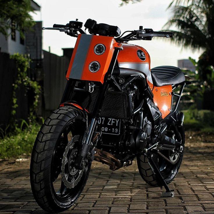 'THE JERK' Kawasaki Versys 650