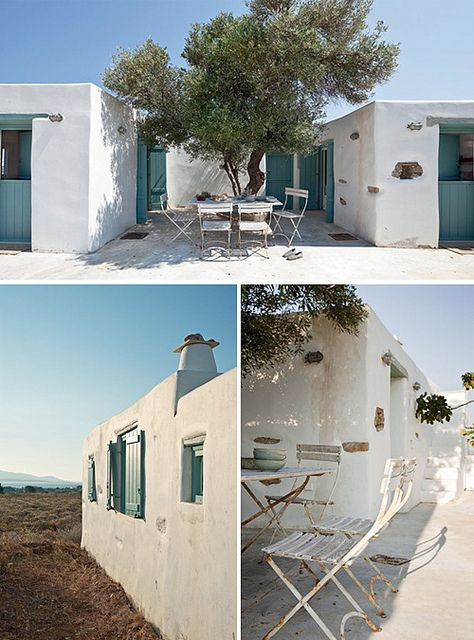 Beautiful, calm and cozy looking with great views:   home on antiparos, greece…