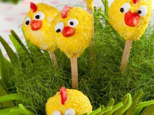 Velikonoční lízátka - Recepty na každý den