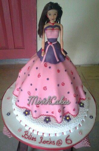 Pinky Barbie