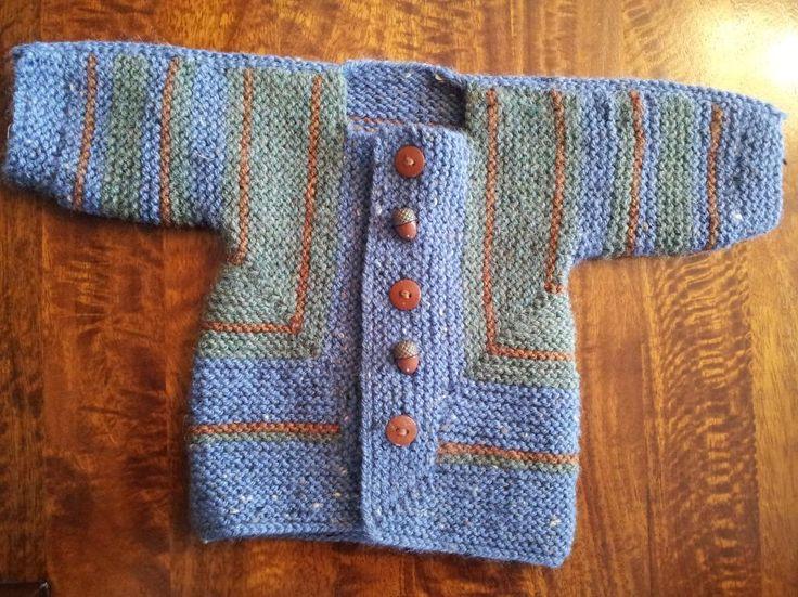 Elizabeth Zimmerman S Iconic Baby Surprise Jacket 1968